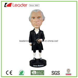 Resin Crafts Bobblehead Figurine for Home Decoration and Souvenir Decor pictures & photos