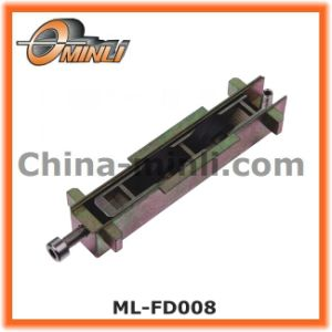 China ISO High Quality Zinc Bracket Double Pulley (ML-FD008) pictures & photos