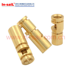 Customized Brass Turning Parts pictures & photos