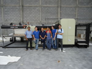 Rotary Paper Sheeting Machine (CHM-1400) pictures & photos