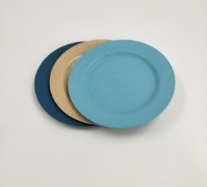 (BC-P2013) Hot-Sell Natural Bamboo Fibre Plate/Kitchenware pictures & photos