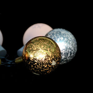 Multicolor Christmas LED Ball Light with Remote Control pictures & photos
