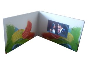 Postcard Type Video Recorder Booklet pictures & photos