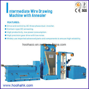 Wire Drawing Machine with Anneraler pictures & photos