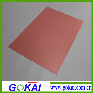 New 3D Number Picture PVC Rigid Sheet pictures & photos
