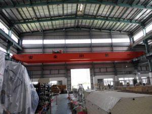 7.5-22.5m Beam Overhead Crane for Electric Hoist pictures & photos