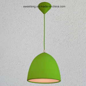 Indoor Home Lighting Decorative Silicon Hanging Pendant Lamp with Six Colors pictures & photos