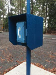 Emergency Outdoor Telephones, Sos Call Box, Highway Speedway Roadside Telephones pictures & photos