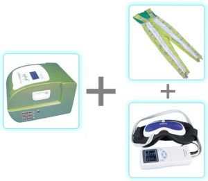 Infrared Pressotherapy Slimming Equipment for for Lymphatic Drainage pictures & photos