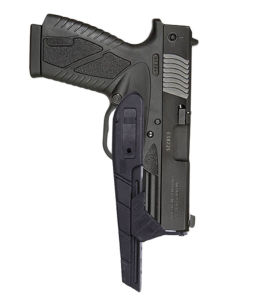 Tactical Ipsc Quick Shooter Belt Holster Wargame Holster Bk pictures & photos