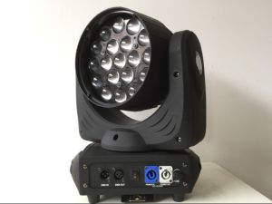 19X12W Osram Zoom LED Beam Moving Head Light pictures & photos