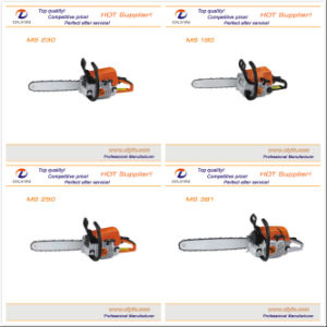Top Quality Chain Saw Ecs5200 Chainsaw pictures & photos