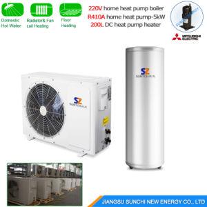Heating Room 10kw/15kw/20kw /25kw Heat Pumps Online Auto Running pictures & photos