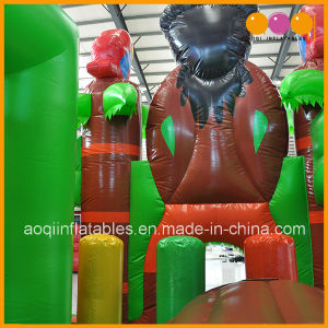 High quality Pirate Inflatable Combo Bouncers with Factory Price (AQ1324-14) pictures & photos