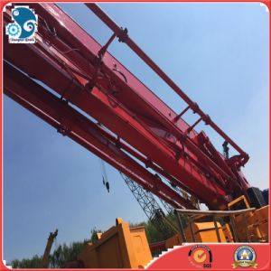 42m Blue Sany Concrete Pump on Sale with BV Certificate pictures & photos