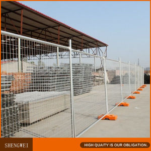 Easy Install Free Standing Galvanised Temporary Fence pictures & photos