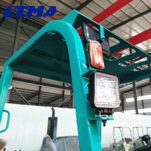 New Design Forklift 3 Ton-4 Ton Diesel Rough Terrain Forklift pictures & photos