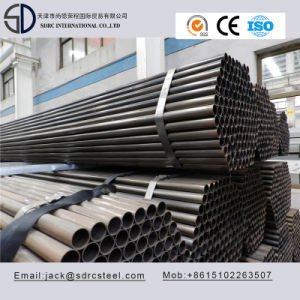 Ss330 Round Black Annealed Steel Pipe pictures & photos