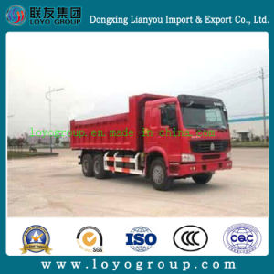 Sinotruk HOWO 6X4 20 Cubic Dump Truck for Sale pictures & photos