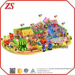 Topkidsplay Hot Sale Jungle Theme Indoor Adventure Playground for Sale pictures & photos