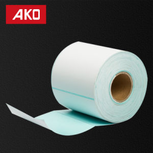 Best Quality a+ Grade Thermal Printed Heat Sensitive Self Adhesive Sticker pictures & photos