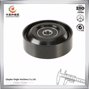 Customized Ductile Iron Casting Pulley Wheel for Auto Parts pictures & photos