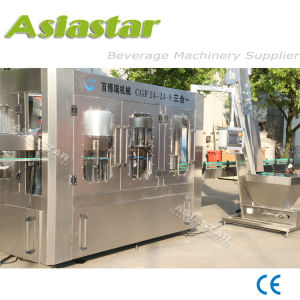 Ce Approved Mineral Pure Water Bottle Automatic Filling Machine pictures & photos