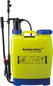 12L Backpack Sprayer Hand Sprayer (KD-12C-A008) pictures & photos