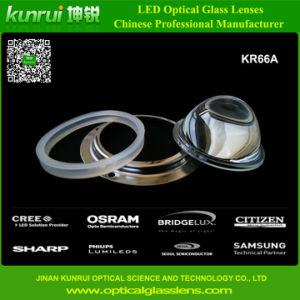LED Street Light Optical Glass Lens (KR66A)