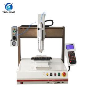 Desktop Automatic Liquid Epoxy Glue Dispensing Machine pictures & photos