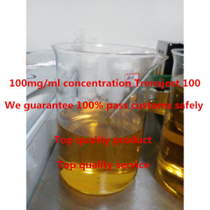 Injectable Muscle Building Steroid 100mg/Ml Concentration Trenaject 100 Trenbolone Enanthate pictures & photos