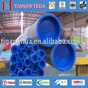 316 Seamless Stainless Steel Pipe Tube pictures & photos