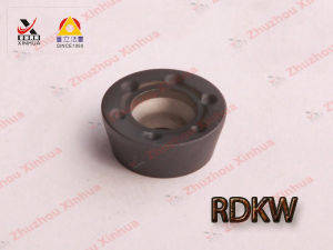Metal Alloy Face Milling Inserts Rdkw pictures & photos