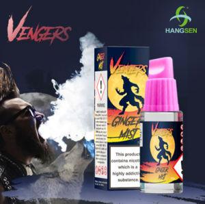 Wholesale 10ml Tpd Vaping Juice 70vg Mixed Flavors E Liquid pictures & photos