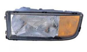 Truck Lamp Actros ′96-′02 Head Lamp (W/S MOTOR) pictures & photos