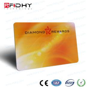 PVC MIFARE 4k RFID Smart Membership Card pictures & photos