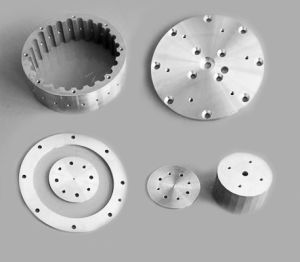 CNC Machining Motor Components