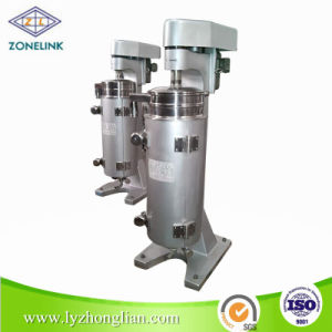 China Factory Price High Speed GMP Food Standard Olive Oil Tubular Centrifuge pictures & photos