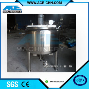 Sanitary High Speed Mixing Unit Sugar Mixing Tank pictures & photos