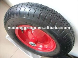 Wheelbarrow Wheel 13X3 Pneumatic Wheel, 3.00-8 Trolley Wheel pictures & photos