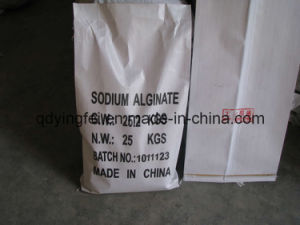 Sodium Alginate Textile Grade pictures & photos