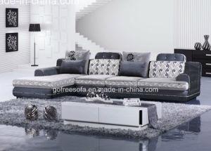 L Shape Sofa with Armrest