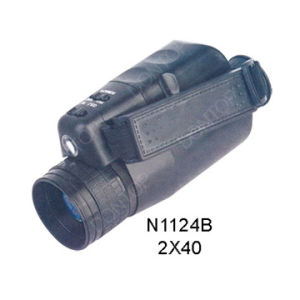 Monocular Night Vision Device for Military and Civil Use (N1124B) pictures & photos