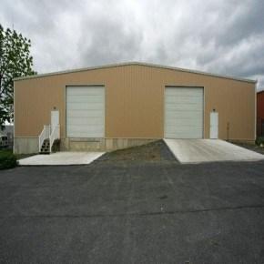 Steel Structure Garage (SSW6598) pictures & photos