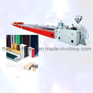 Plastic PVC Window/Door Profile Extrusion Production Line pictures & photos