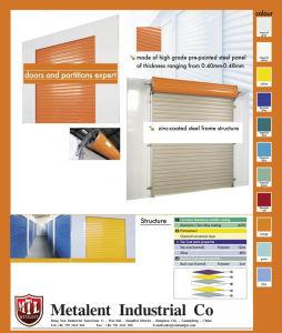 Mini Storage Series (Roller Doors1)
