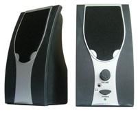 2.0 Computer Speaker (Mini Speaker) (JZ-305)