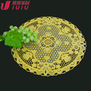 new pattern promotional cup mat