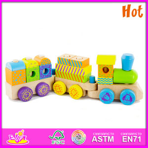2014 New Wooden Toy Train, Popular Wooden Train Toy, Hot Sale Wooden Toy Train W05b059 pictures & photos