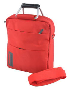 Red Polyester Messenger Laptop Bag with Good Quality pictures & photos